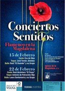 Conciertos Sentidos | Flamenco en La Magdalena @ Iglesia de La Magdalena | Córdoba | Andalucía | España