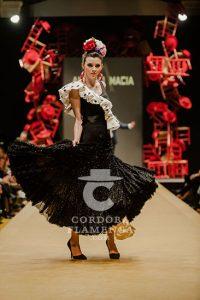 Pasarela Flamenca de Jerez 2019. Christian Cantizano. Moda Flamenca