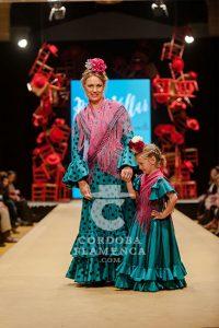 Pasarela Flamenca de Jerez 2019. Pilar Villar 'El Arconcito'. Moda Flamenca