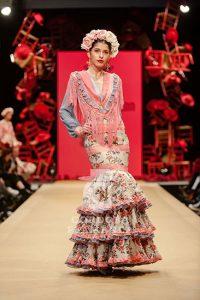 Pasarela Flamenca de Jerez 2019. Belúlah. Moda Flamenca