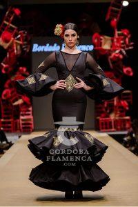 Pasarela Flamenca de Jerez 2019. Bordado Flamenco. Moda Flamenca