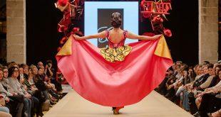 Pasarela Flamenca de Jerez 2019. Chari García. Moda Flamenca