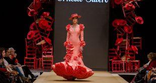 Pasarela Flamenca de Jerez 2019. Ernesto Sillero. Moda Flamenca