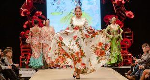 Pasarela Flamenca de Jerez 2019. Merche Moy. Moda Flamenca