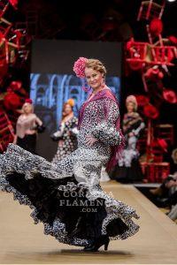 Pasarela Flamenca de Jerez 2019. Mujeres con solera. Moda Flamenca