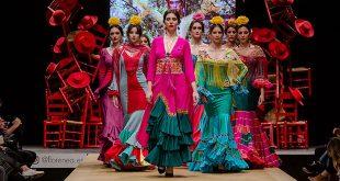 Pasarela Flamenca de Jerez 2019. Pol Nüñez. Moda Flamenca