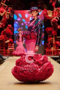 Pasarela Flamenca de Jerez 2019. Sergy Garrido. Moda Flamenca