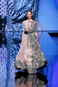 Simof 2019. Adelina Infante. Moda Flamenca
