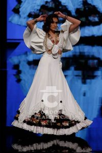 Simof 2019. Alonso Cozar. Moda Flamenca. Trajes de Flamenca.