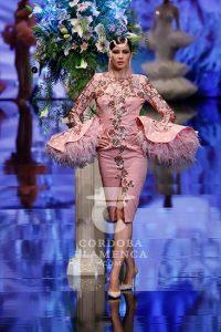 Simof 2019. Andrew Pocrid. Moda Flamenca