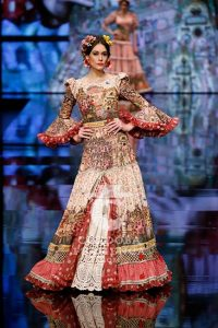 Simof 2019. Atelier Rima. Moda Flamenca