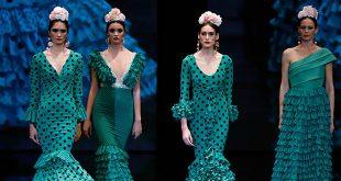 Simof 2019. Carmen Raimundo. Moda Flamenca