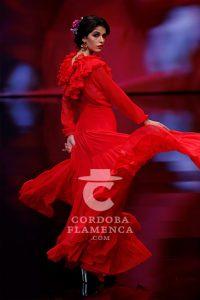 Simof 2019. Consolación. Moda Flamenca