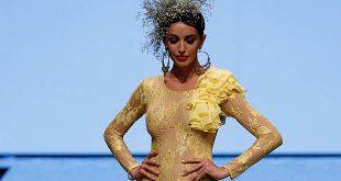 Simof 2019. De lunares y volantes. Moda Flamenca.