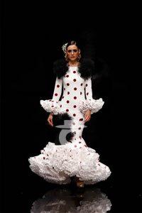 Simof 2019. Ernesto Sillero. Moda Flamenca