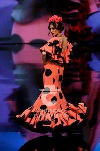 Simof 2019. Hermanas Serrano. Moda Flamenca