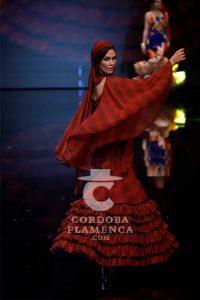 Simof 2019. José Galvañ. Moda Flamenca. Trajes de Flamenca