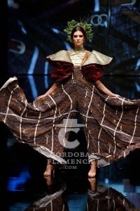 Simof 2019. José Raposo. Moda Flamenca