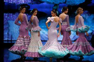 Simof 2019. Leticia Lorenzo. Moda Flamenca