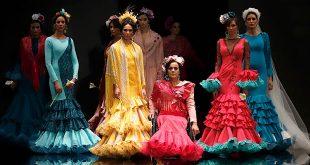 Simof 2019. Loli Vera. Moda Flamenca