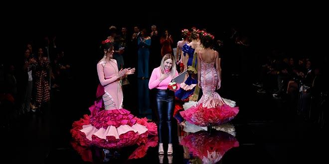 Simof 2019. Certamen de Diseñadores Noveles. Moda Flamenca