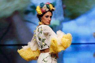 Simof 2019. Rosapeula. Moda Flamenca