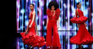 Simof 2019. Sergy Garrido & Tapiju. Moda Flamenca