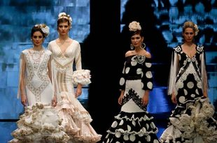 Simof 2019. Teressa Ninú Atelier. Moda Flamenca