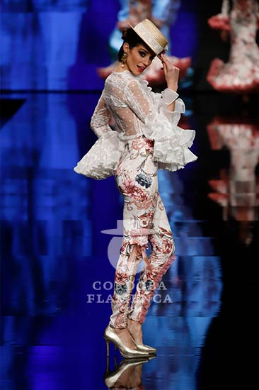 oficial amplia gama precio de fábrica Simof 2019. Teressa Ninú Atelier | Moda Flamenca