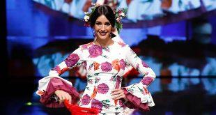 Simof 2019. Yolanda Moda Flamenca.