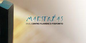 Maestrías | Milagros Mengíbar @ Posada del Potro | Córdoba | Andalucía | España