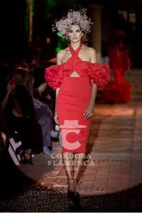 Moda Flamenca - Juana Martín 2019 - Liberty - Trajes de Flamenca - Flamenca de Juana Martín