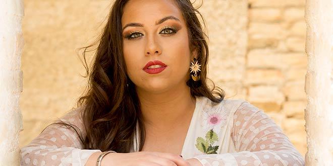 María Terremoto. Cantaora de Flamenco