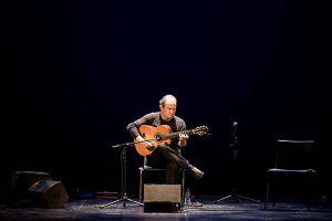 Gerardo Núñez & Ulf Wakenius. Festival de la Guitarra de Córdoba 2019. Foto: M. Valverde.