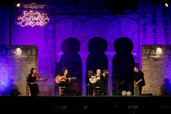 Paco Cepero. Festival de la Guitarra de Córdoba 2019. Foto: M. Valverde.