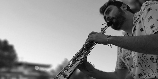 Juan Diego Sáez. Instrumentista flamenco.