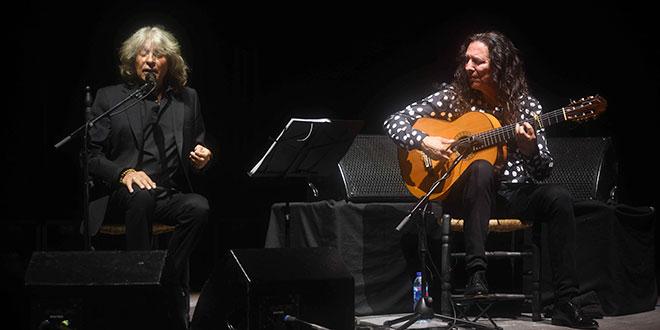 Concierto José Mercé y Tomatito. Festival de la Guitarra de Córdoba 2019. Foto: R. Alcaide.