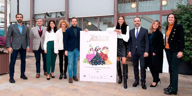 Acto de presentación del cartel de We love Flamenco 2020. Foto: We love Flamenco.