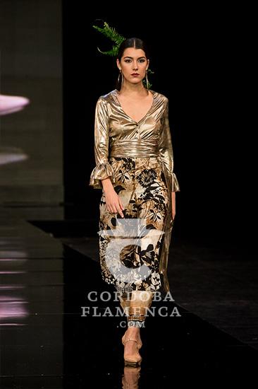 Nueva colección de trajes de flamenca de Agus Dorado en Simof 2020: Fotos: Chema Soler.