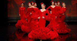 Nueva colección de trajes de flamenca de Alejandro Santizo. Fotos: Chema Soler.
