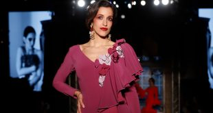 Nueva colección de moda flamenca de Daniel Robles en We love Flamenco 2020. Fotos: Chema Soler.