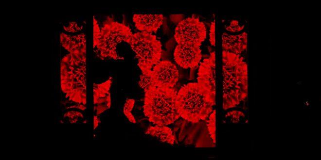 Nueva colección de moda flamenca del diseñador Manuel Valencia en We love Flamenco 2020. Foto: Chema Soler.