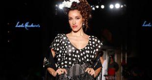 Nueva colección de moda flamenca de Lola Azahares en We love Flamenco 2020. Foto: Chema Soler.