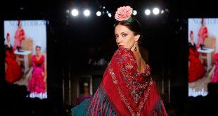 Nueva colección de trajes de flamenca de Notelodigo en We love Flamenco. Foto: Chema Soler.