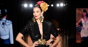Nueva colección de trajes de flamenca de Pitusa Gasul en We love flamenco 2020. Fotos: Chema Soler.