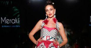 Nueva colección de moda flamenca de Pablo Retamero y Juanjo Bernal en We love Flamenco 2020. Fotos: Chema Soler.