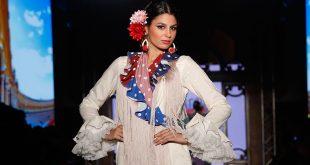 Nueva colección de moda flamenca de Rocío Márquez en We love flamenco 2020. Foto: Chema Soler
