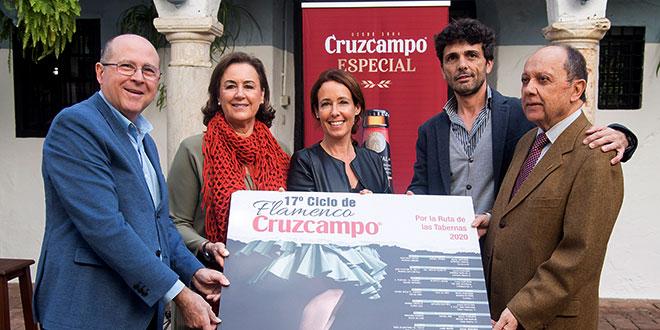 Acto de prensentación del cartel de la XVII Ruta de las Tabernas en Bodegas Campos. Foto: Toni Blanco.