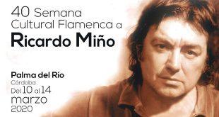 Semana Cultural Flamenca de Palma del Río 2020