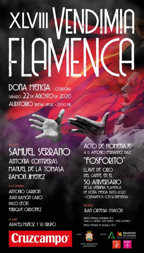Vendima Flamenca de Doña Mencía @ Auditorio Iglesia Vieja | Doña Mencía | Andalucía | España